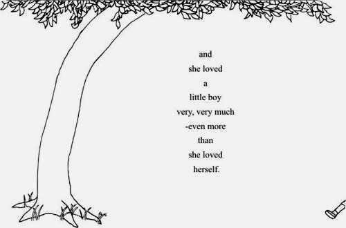 Shel Silverstein Book Quotes: The Giving Tree By...