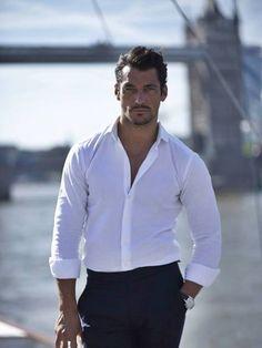 White Shirt Gandy #7