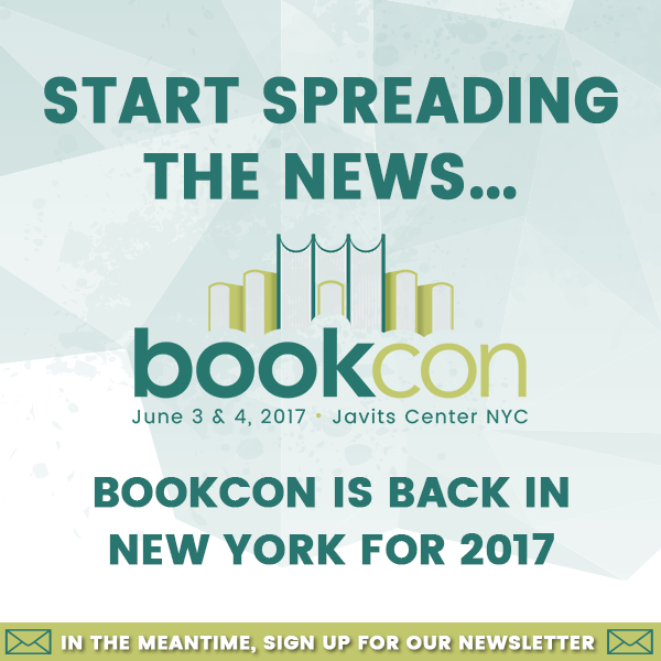 Book Nerd is going to BookCon