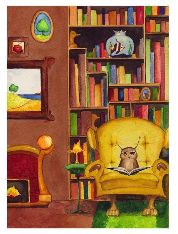 Herbert Loves a Good Book