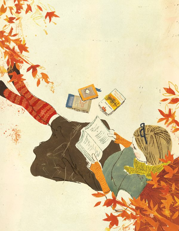 Autumnal reading!