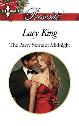 The Party Starts at Midnight by Lucy King