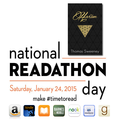 2015 National Readathon Day!