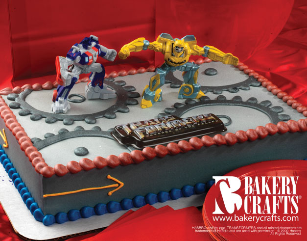 The Birthday Cake I Want Grimlock Ultra Magnus
