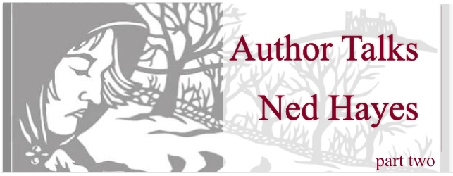 Author Talks: Ned Hayes