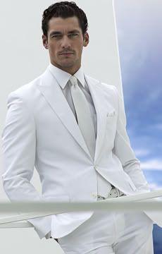 White Suit Gandy #3
