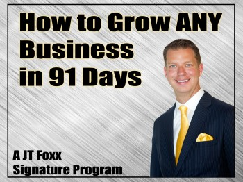 How To Grow Any Business in 91 Days