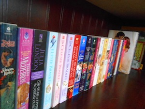 Mass markets on my bookshelf