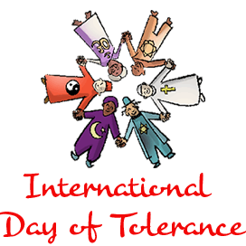 7 - International Day for Tolerance