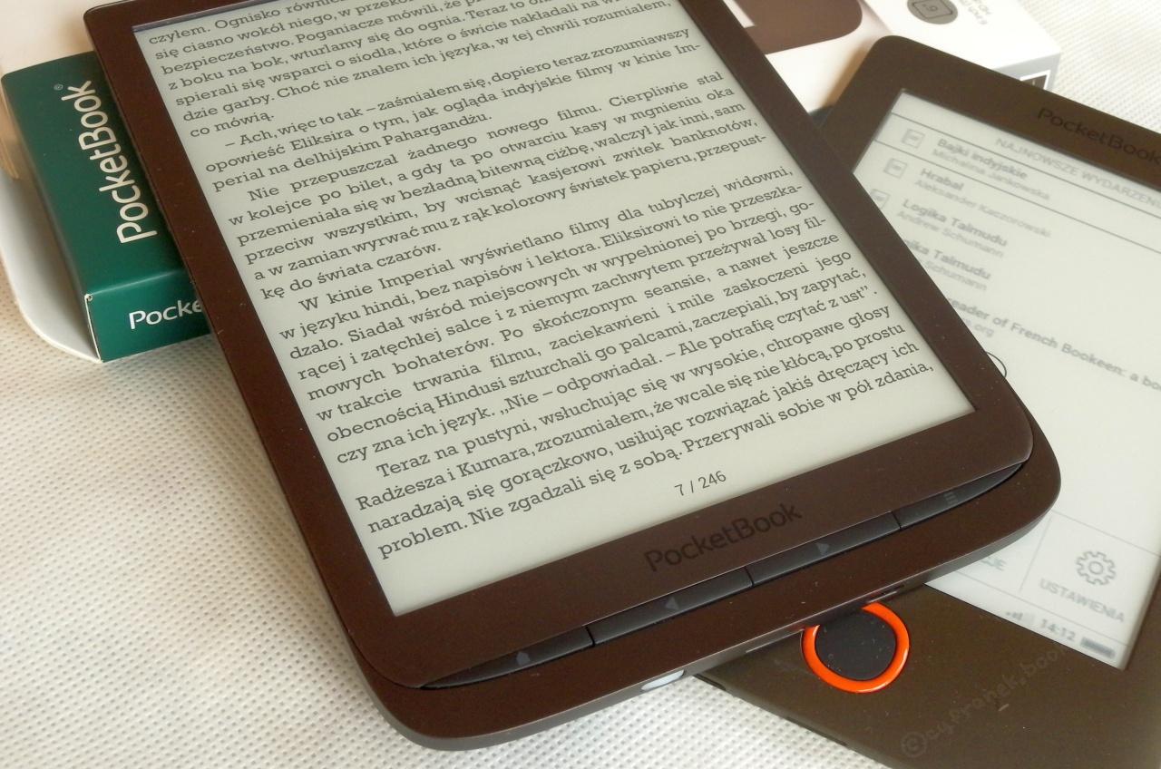 Pocketbook Co Ustawić Usunąć Lub Dodać Na Początku