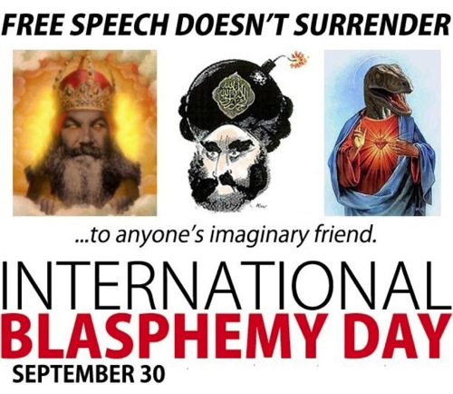International Blasphemy Day