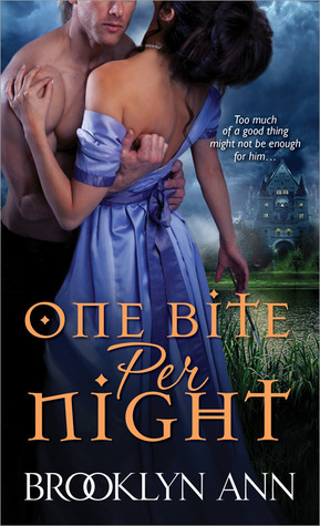 One Bite Per Night (Scandals With a Bite #2) by Brooklyn Ann