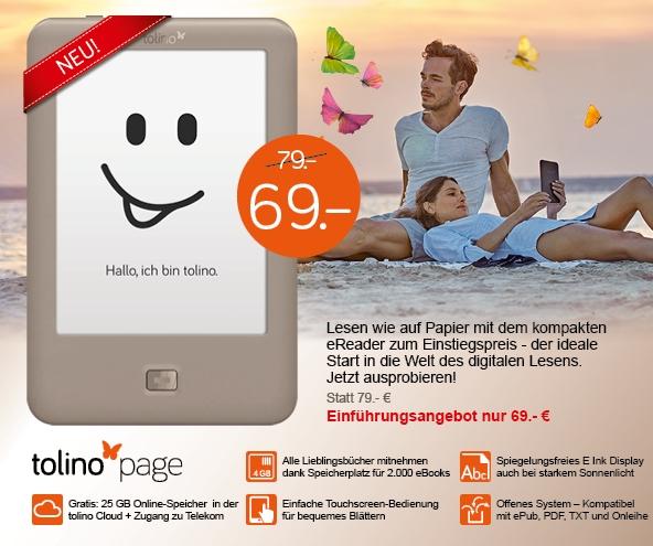 Tolino Page w ofercie weltbild.de