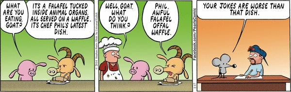 This is one reason I love Pearls Before Swine