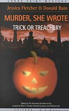 Trick or Treachery cover