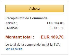Kindle Voyage z amazon.fr