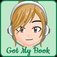 Got My Book Button