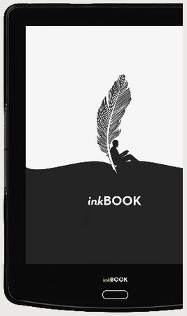 Gewinnen Sie einen E-Reader inkBOOK auf BookLikes in 3 Schritten: