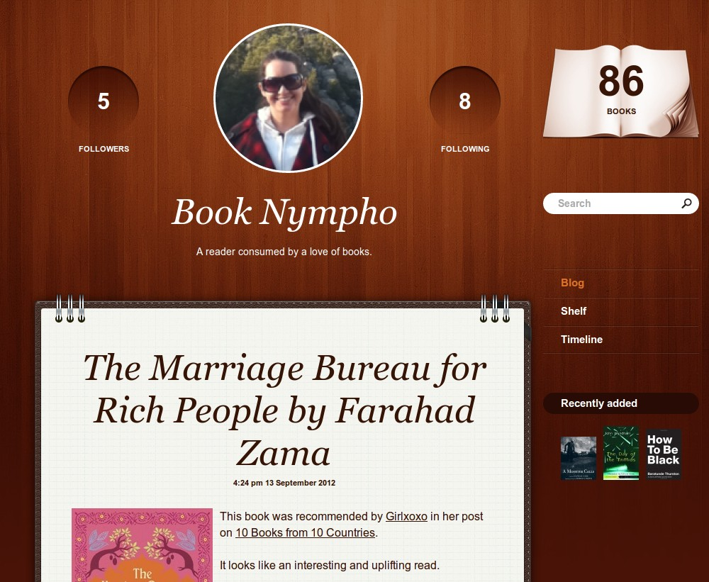 Book Nympho