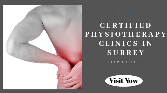 Certified Physiotherapy Clinics in Surrey | Mjphysio