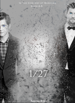 """""""1/27"""" fanmade book cover"""