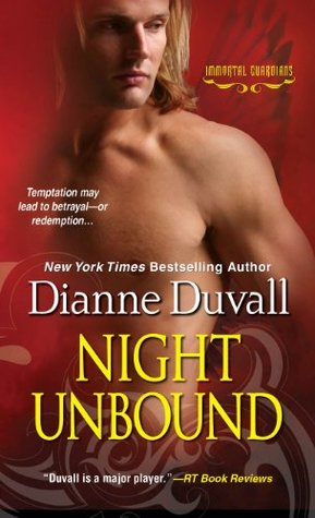 Night Unbound (Immortal Guardians #5) by Dianne Duvall