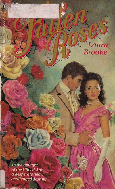 Fallen Roses by Laura Brooke front cover