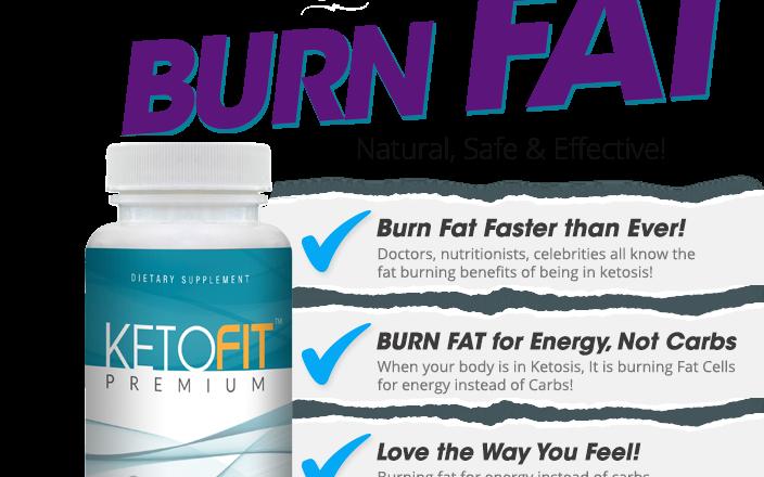 Ketofit Premium Diet The Best Supplement For Burning Belly Fat