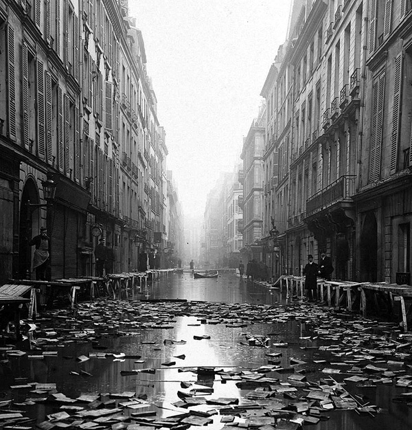 opinions on 1910 great flood of paris