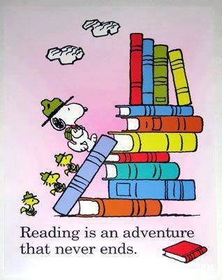 Reading is...