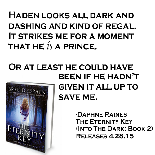 The Eternity Key!!! Coming 4.28.25