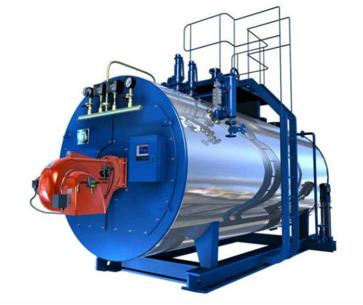 Henan Morgan WNS Oil & Gas Fired Boiler