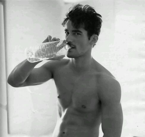 Drinking Gandy #2