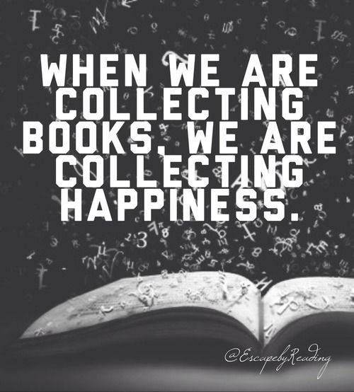Happy is a book