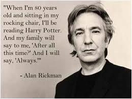 Rickman Quote