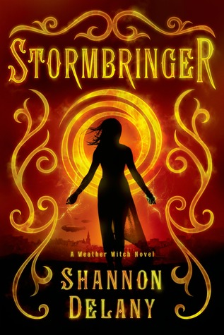 Fantastic continuation of the Weather Witch series.  This book has it all! Magick, political intrigue and  corruption, romance, the steampunk element and even mythical animal/human creatures.  A cast of characters that never leaves you with a dull moment, Stormbringer proves that Delany can write no wrong!!!  LOVED IT!
