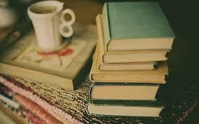 #books #tea