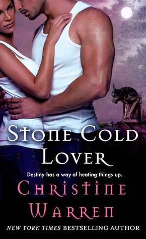 Stone Cold Lover (Gargoyles #2) by Christine Warren