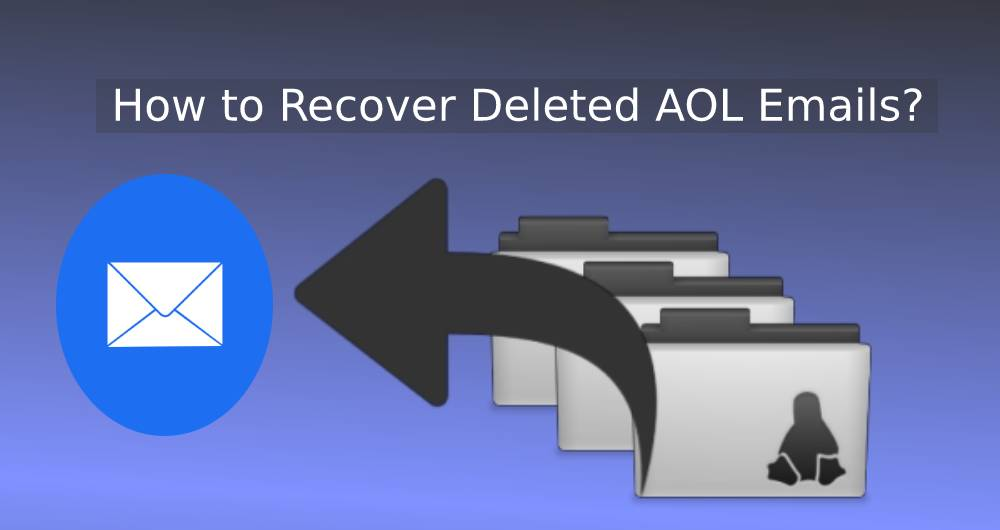 recover aol email