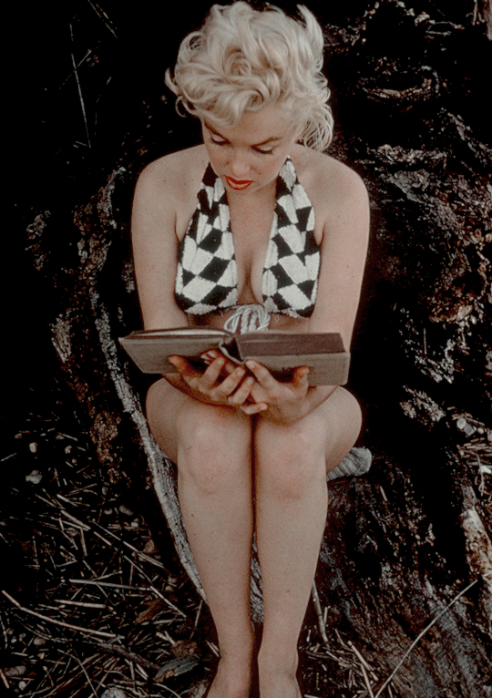Marilyn, photographed by Eve Arnold, 1955