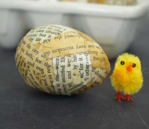 Our idea of the perfect Easter egg! Happy Easter!