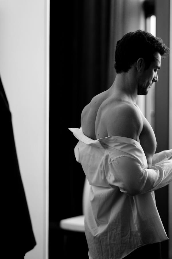 The Back of Gandy #4
