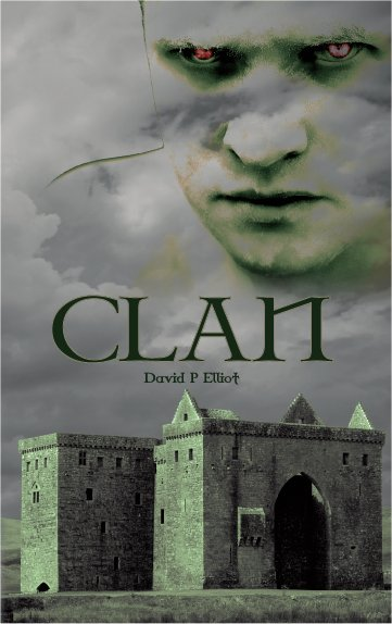Cover Artwork for 'Clan' by David P Elliot