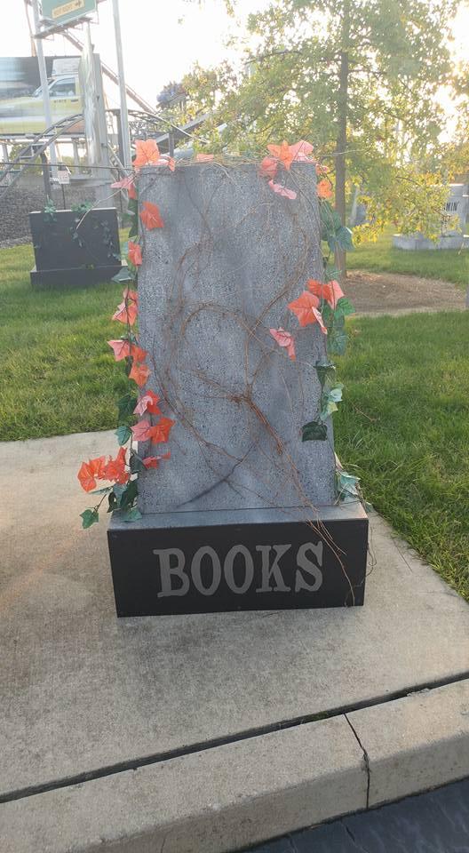 Books Dead?