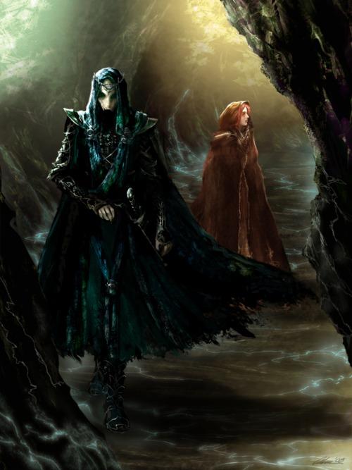 Hades & Persephone