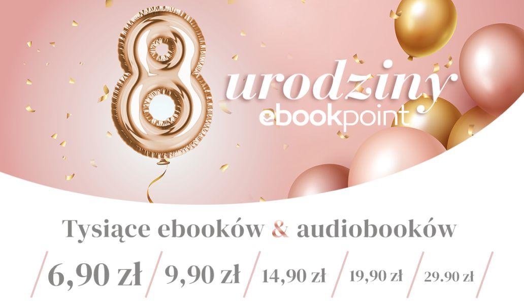 ósme Urodziny Księgarni Ebookpoint Dwadzieścia Sześć
