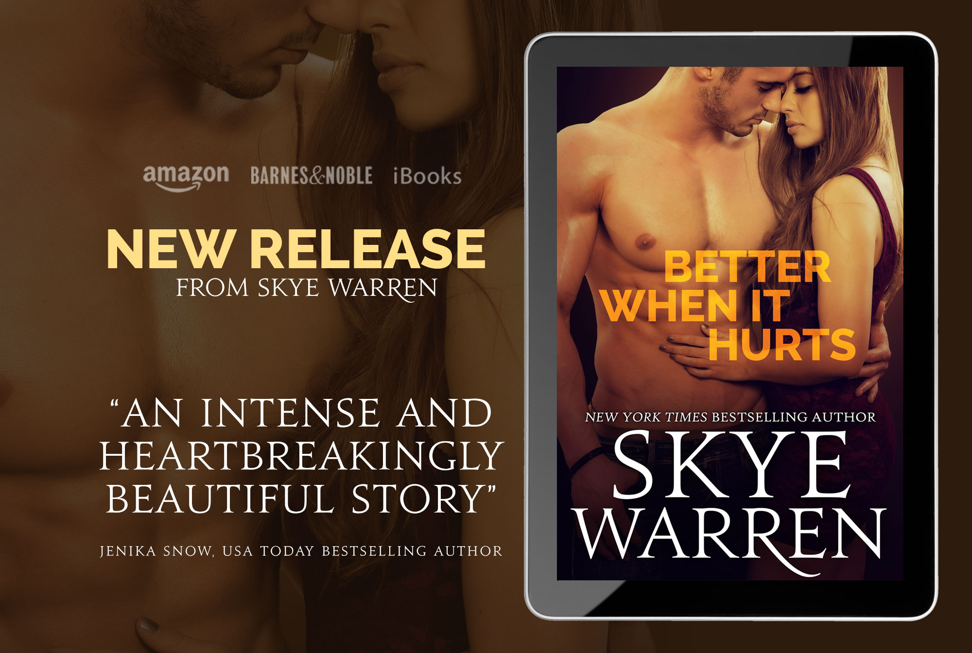 Skye Warren - Better When It Hurts