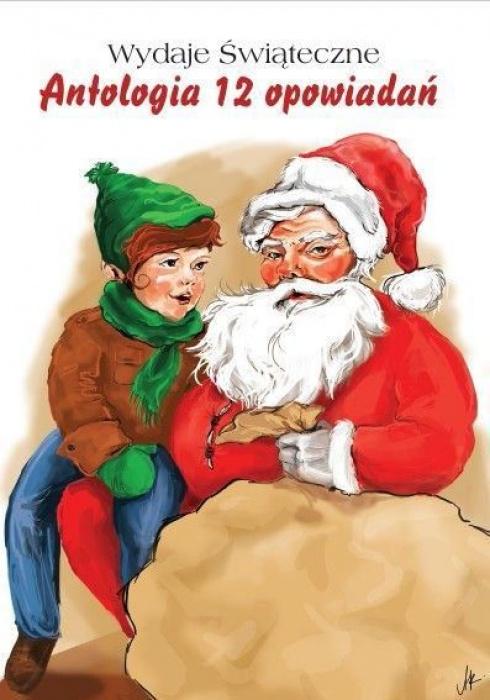 """Moje opowiadanie w tomiku """"Wydaje Świąteczne"""""""