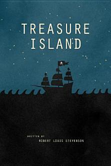Treasure Island poster/cover art