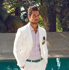 White Suit Gandy #2